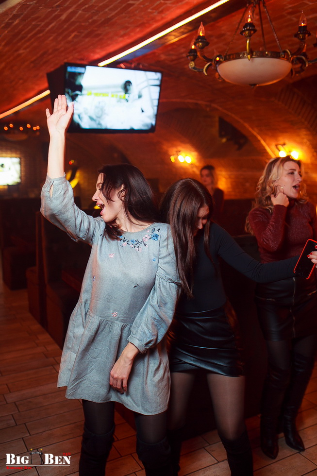 29-30 ноября 2019, Big Ben Karaoke Bar