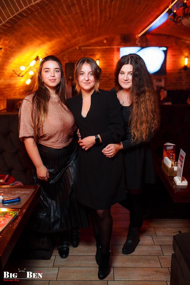 6-7 декабря 2019, Big Ben Karaoke Bar