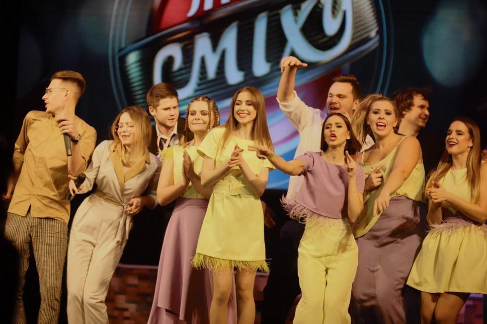 Останній фінал дніпровської «Ліги сміху» у старому форматі