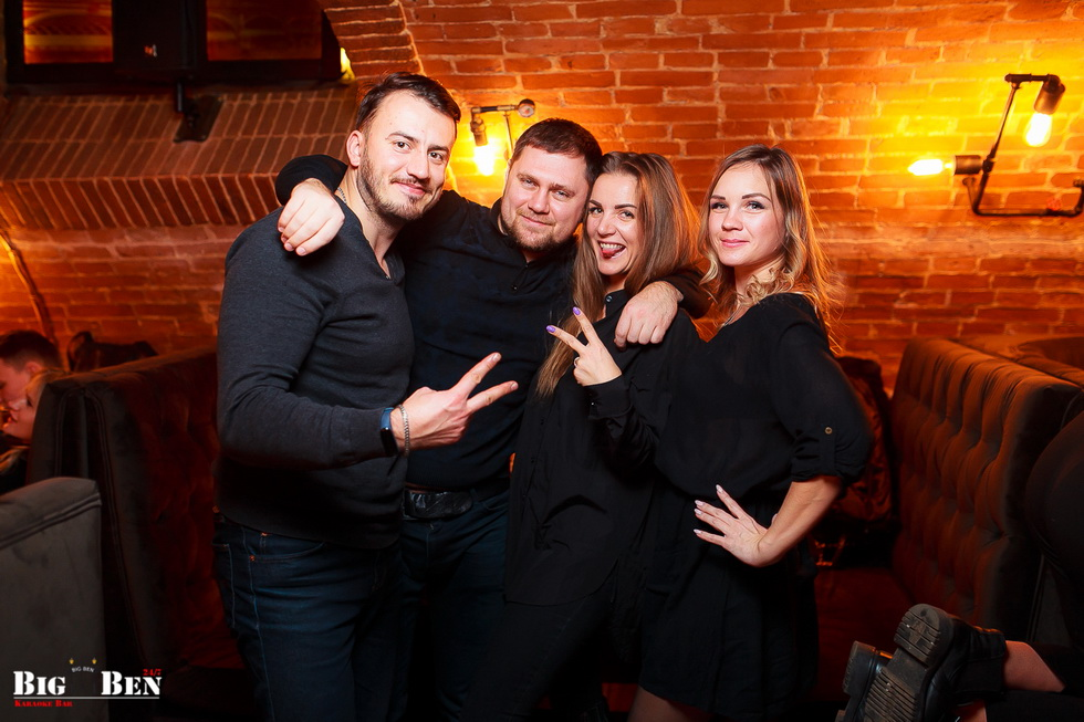 13-14 декабря 2019, Big Ben Karaoke Bar