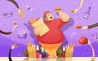 Психология ожирения: кто виноват и что делать?