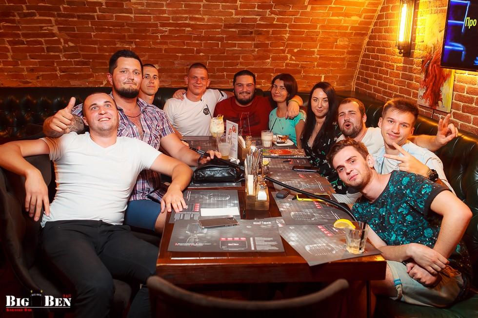 24-25 июля 2020, Big Ben Karaoke Bar