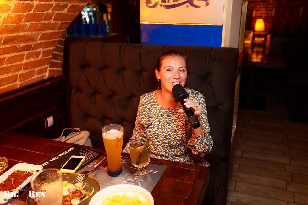 28-29 августа 2020, Big Ben Karaoke Bar