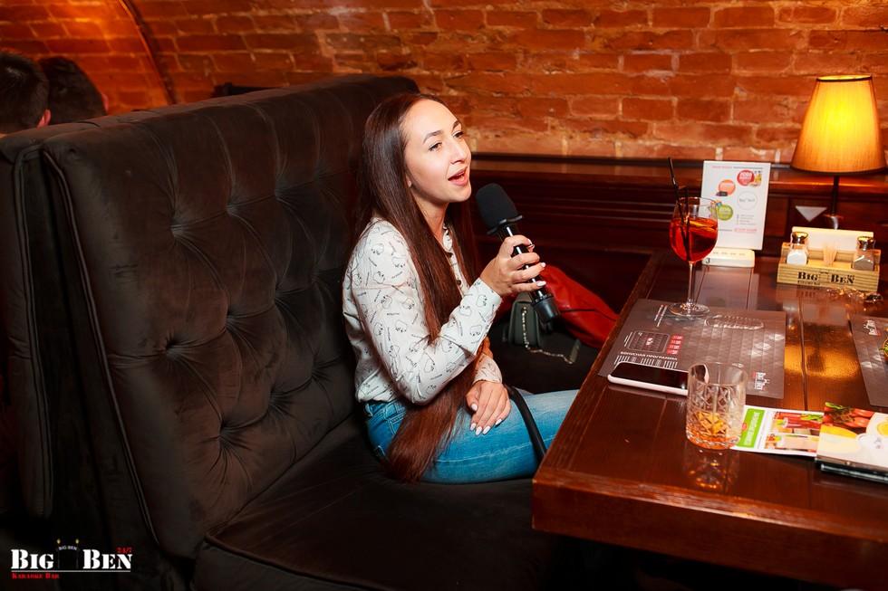 18-19 сентября 2020, Big Ben Karaoke Bar
