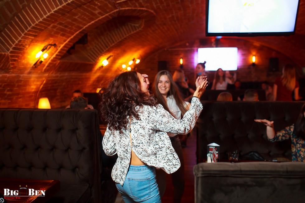 2-3 октября 2020, Big Ben Karaoke Bar