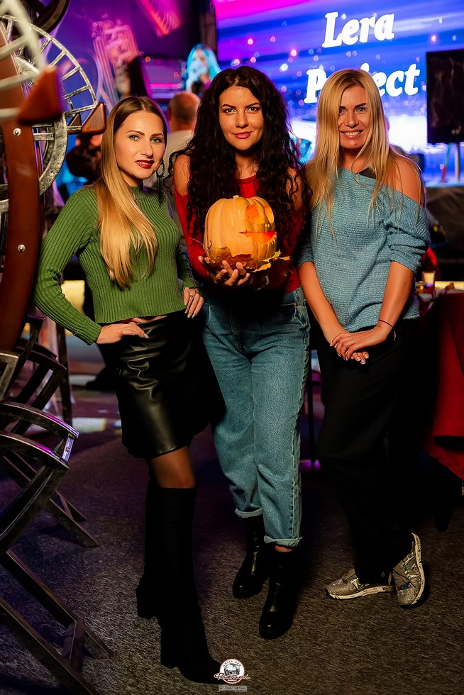 Фаэтон 31.10.20 - Happy Halloween Party 2020