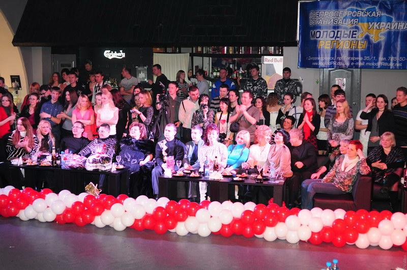 SALSA.  Кубок Украины 2011  в Днепропетровске
