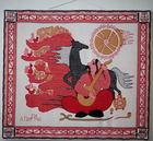 Мастер-класс по вышивке в Днепропетровском Художественном музее