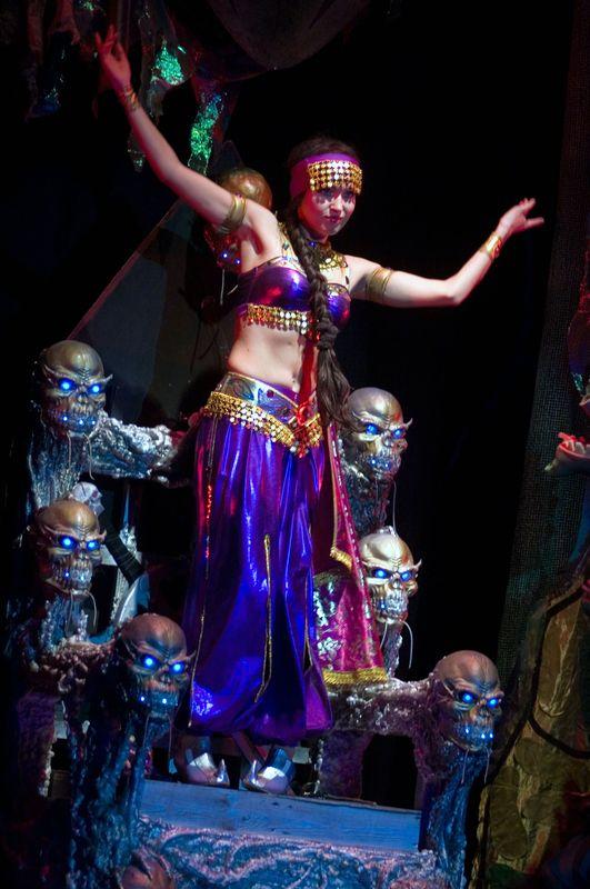 Кащей бессмертный и Шамаханская царица