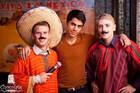 Mexicana party (Choсolate, fashion bar)