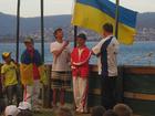 Серебряные призёры чемпионата мира по парусному спорту