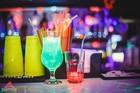 Neon party в клубе Распутин