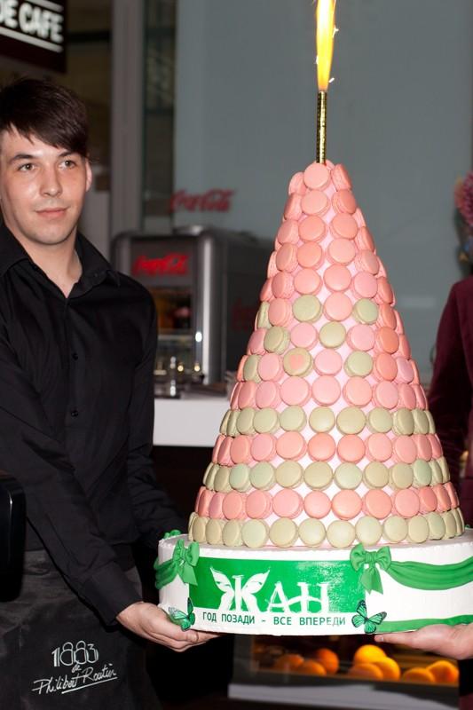 День рождения ЖАН в Cascade Cafe