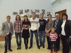 Церемония награждения фотоконкурса «Читающий город -2013»