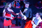 Репетиция Нового Года в ночном клубе Амстердам