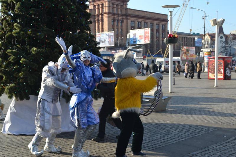 Новогодняя Арт-Толока 2014