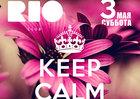 Keep Calm and Rejoice Spring (RIO, 03.05.14)