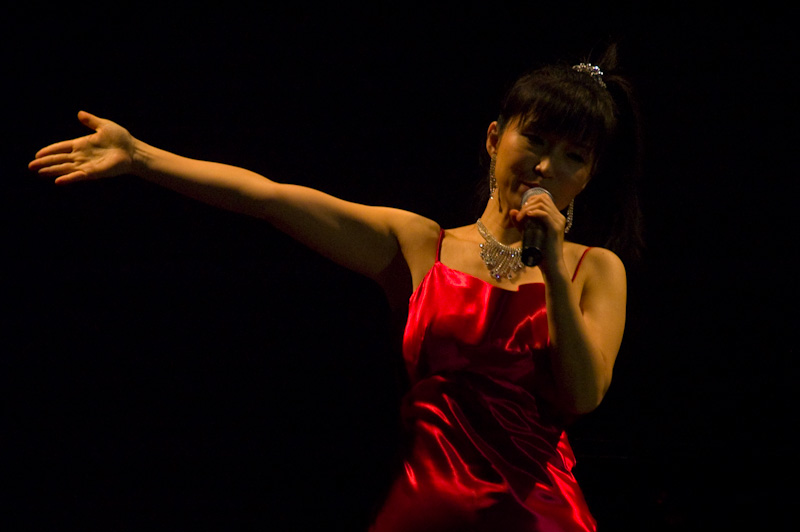 Фотоотчет концертного выступления Keiko Matsui