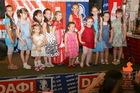 Конкурс на самые длинные волосы в ТРЦ «Дафи»