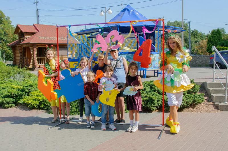 День школярика в ТРЦ «Дафи»