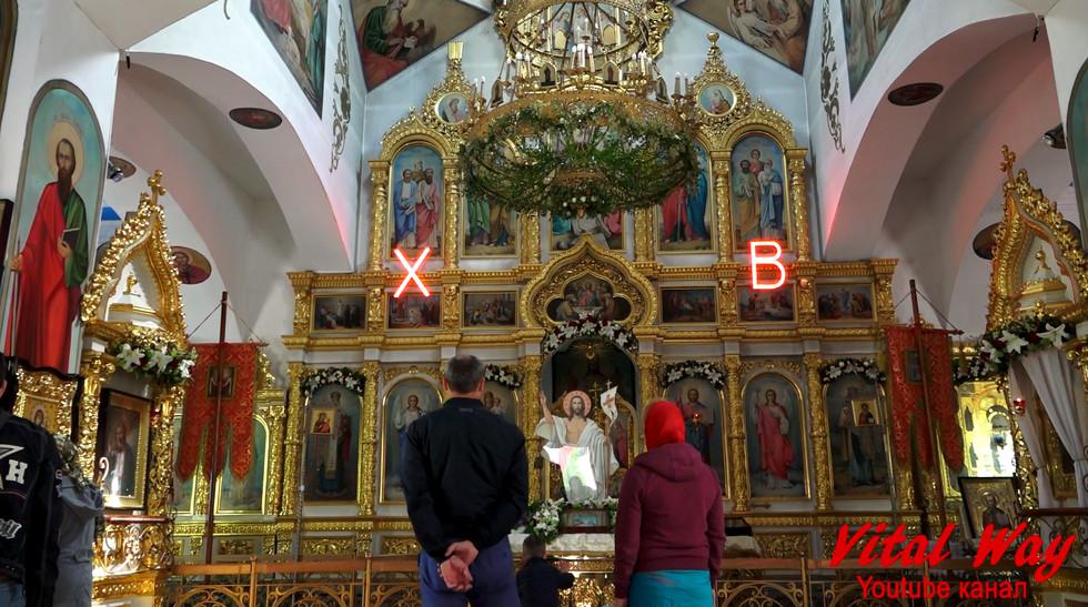 Свято-Тихвинский женский монастырь (Днепропетровск) Пасха 2019 в Днепре: Свято-Тихвинский женский монастырь