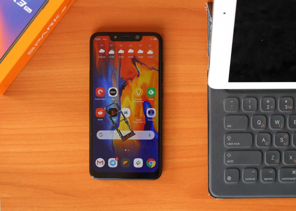 Офіційно: TECNO Mobile оновить Spark 3 Pro до Android Q Beta